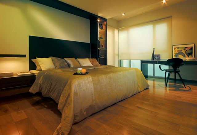 2BR Master's Bedroom