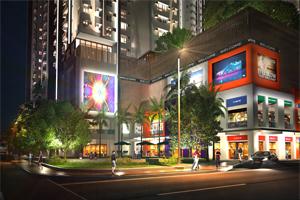 Centera Retail Area