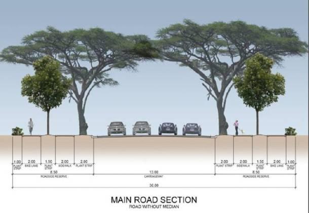 Luscara-Main Road