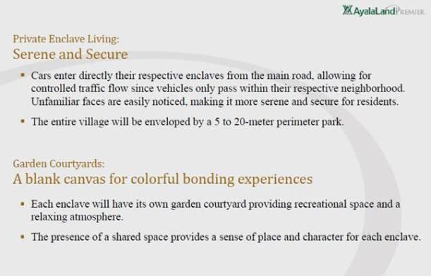 Luscara-Private Enclave