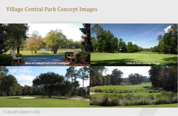 Luscara-Village Central Park Concept