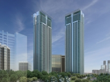 TWO ROXAS TRAINGLE Makati CBD Unit sizes: 302 to 633 sq.m. Price range: PHP 50 to 180M