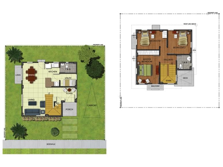 Chloe-floor plan