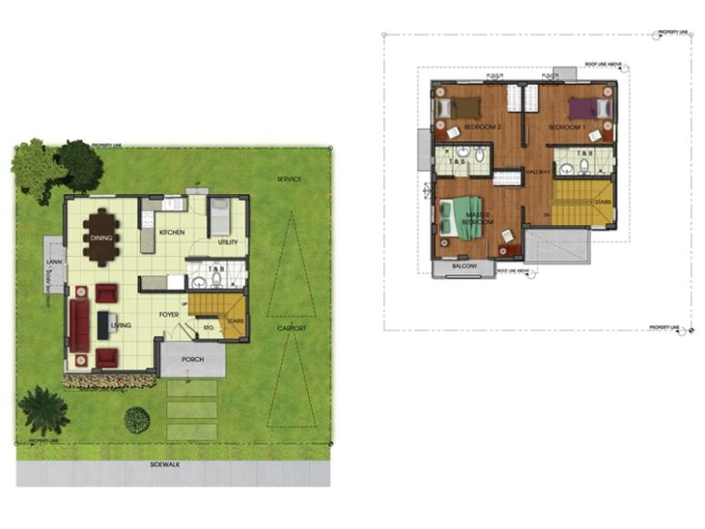 Daphne-floor plan