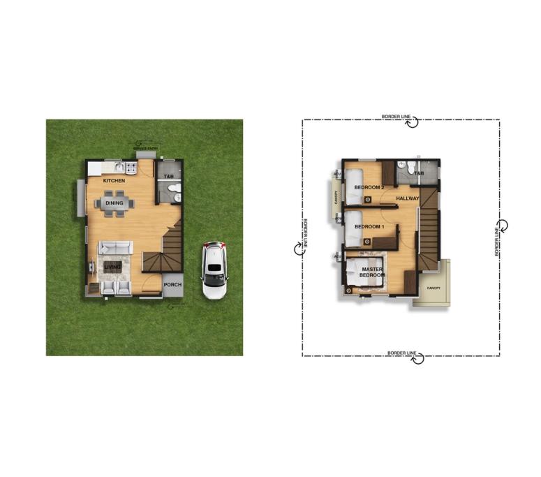Macy-floor plan