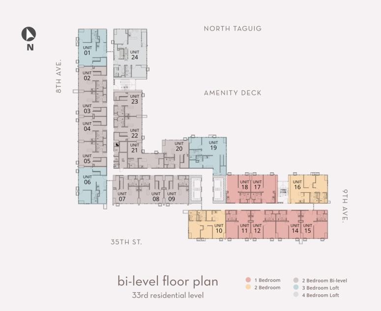Montane Bilevel 33rd Floor