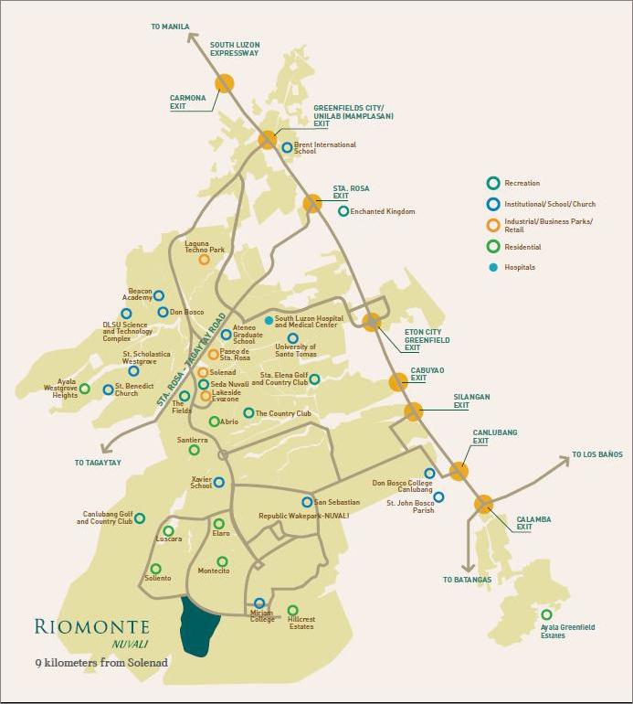 Riomonte-map