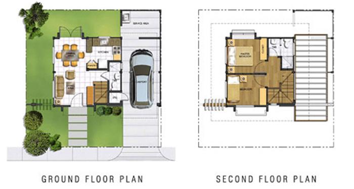 Abrio nuvali model house